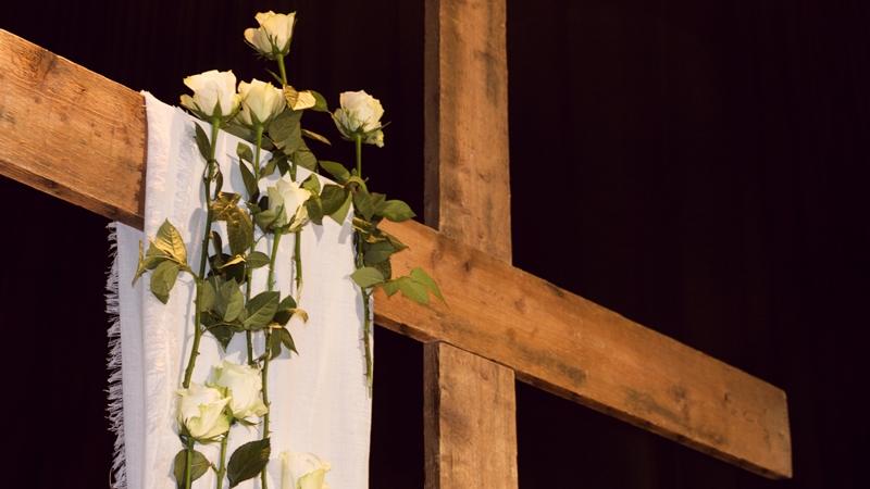 Met Christus opgestaan. Pasen.