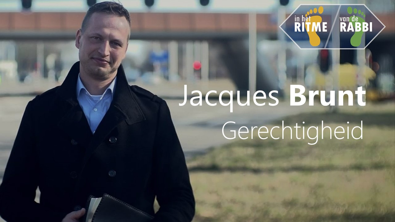 Jacques Brunt - gerechtigheid