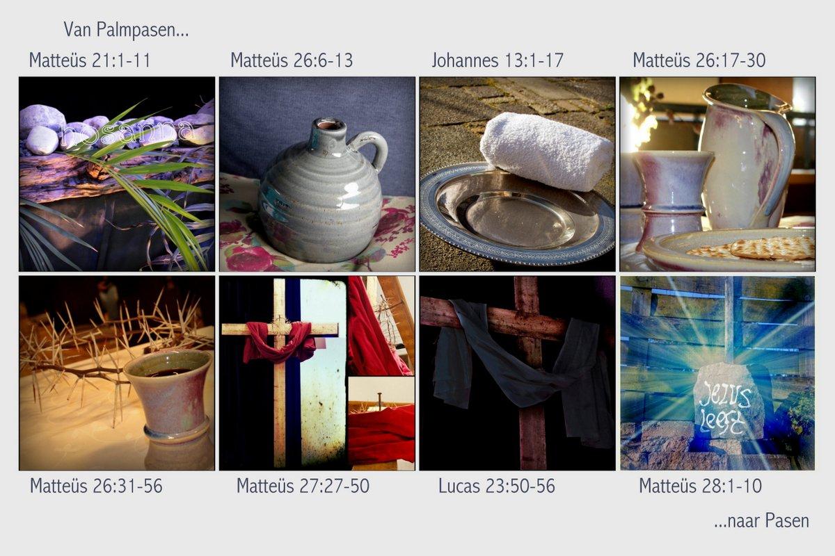 van Palmpasen naar Pasen (2)