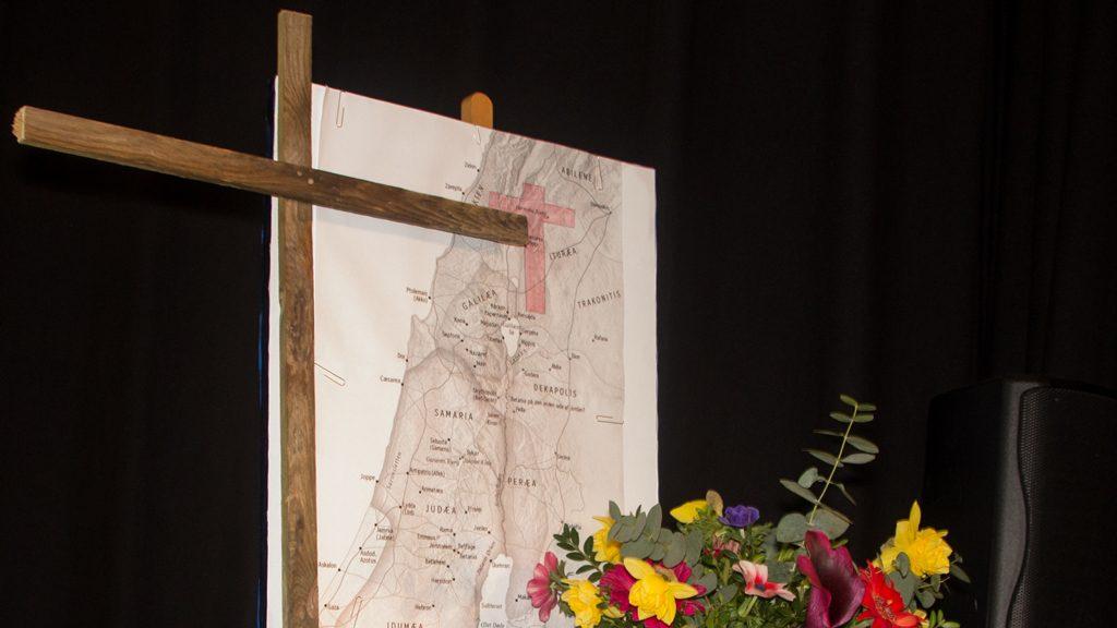 6e Zondag **volgen in het ritme van de rabbi**. Grondgebied.