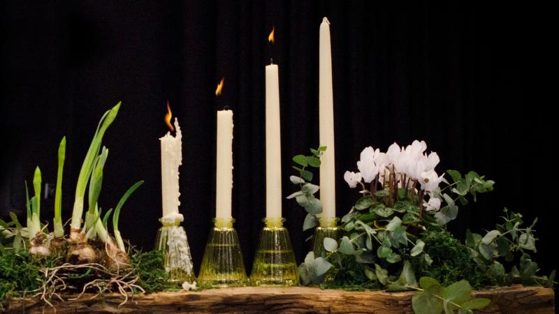 3e Advent. Is er plaats voor Jezus.